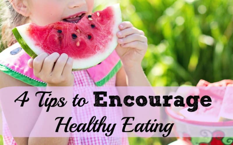 4 Tips To Encourage Kids To Make Healthy Food Choices