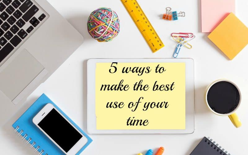 The Ultimate Reason To Stop Wasting Time Immediately and 5 Action Steps You Can Implement Now