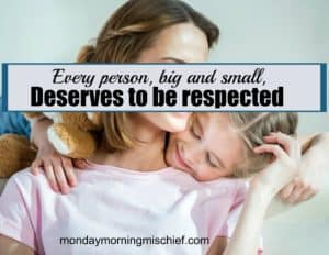 How To Gain Your Child's Respect