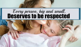 How To Gain Your Child's Respect And Save Your Sanity While Doing It